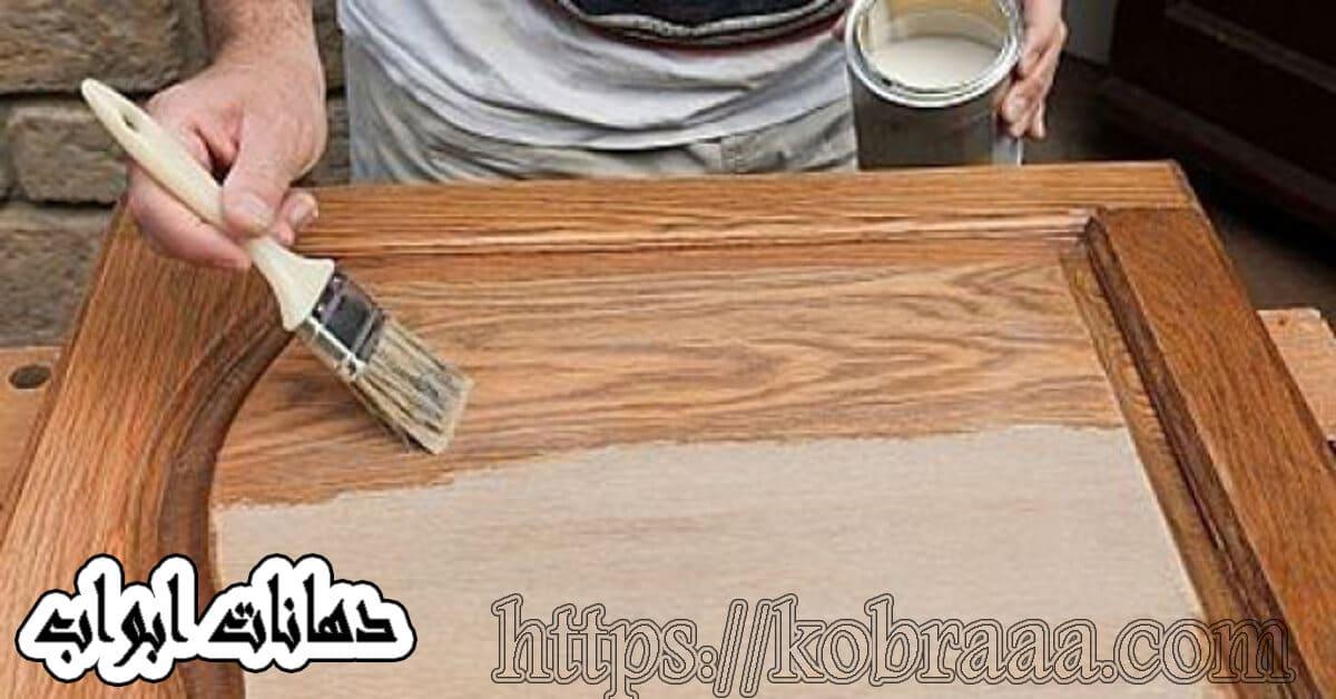 شركة دهان ابواب خشب و حديد بالرياض