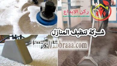 شركة تنظيف المنازل